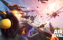 Fortnite's latest patch adds a dogfight mode