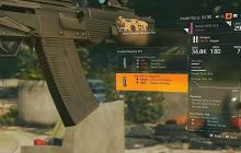 How to unlock and craft weapon mods in The Division 2