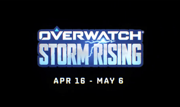 Overwatch's Storm Rising event begins on Tuesday 16th April