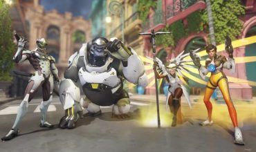 Overwatch's Storm Rising gets a new trailer