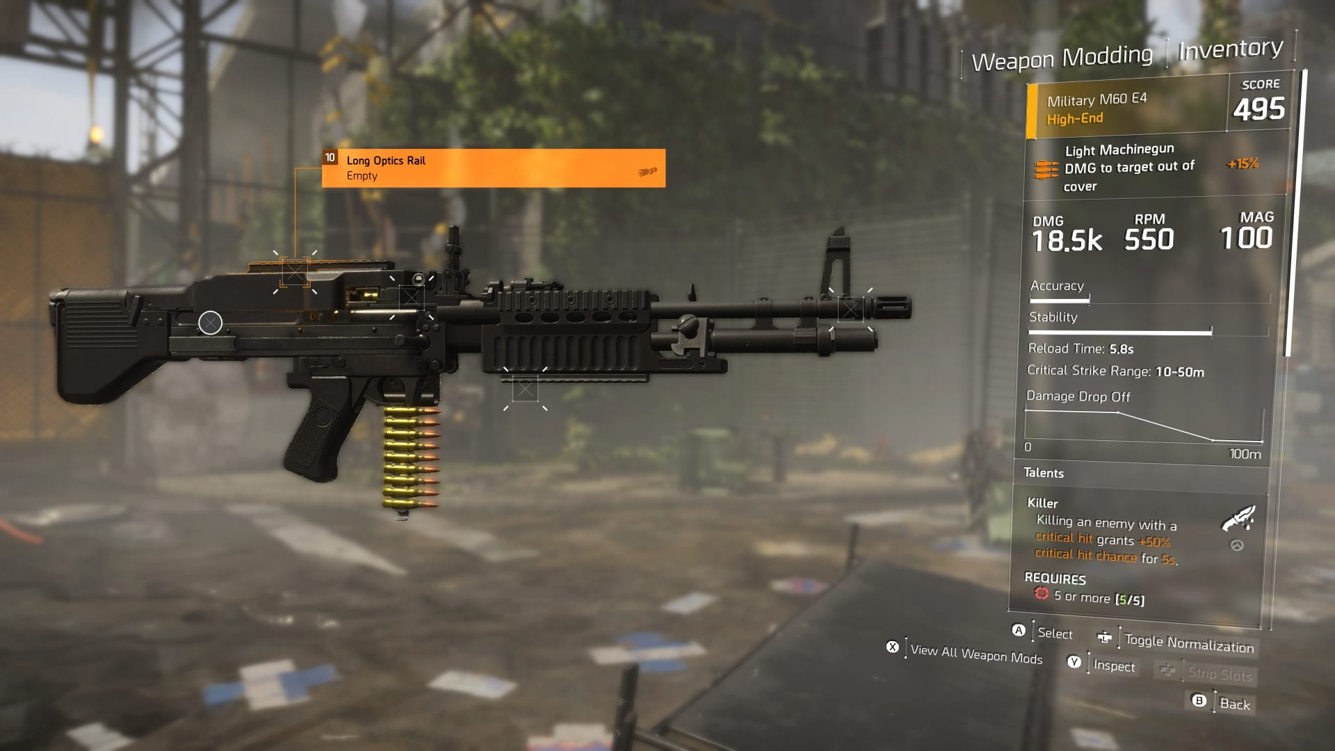 The best LMG's in The Division 2 - BuffNerfRepeat