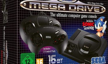 Sega announce another 10 titles for September's Mega Drive Mini