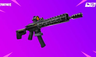 Fortnite patch adds Tactical Assault Rifle