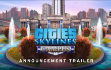Cities: Skylines 'Campus' update coming this month