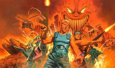 Konami reveals full lineup for Contra: Anniversary Collection