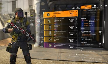 The best gear talents in The Division 2
