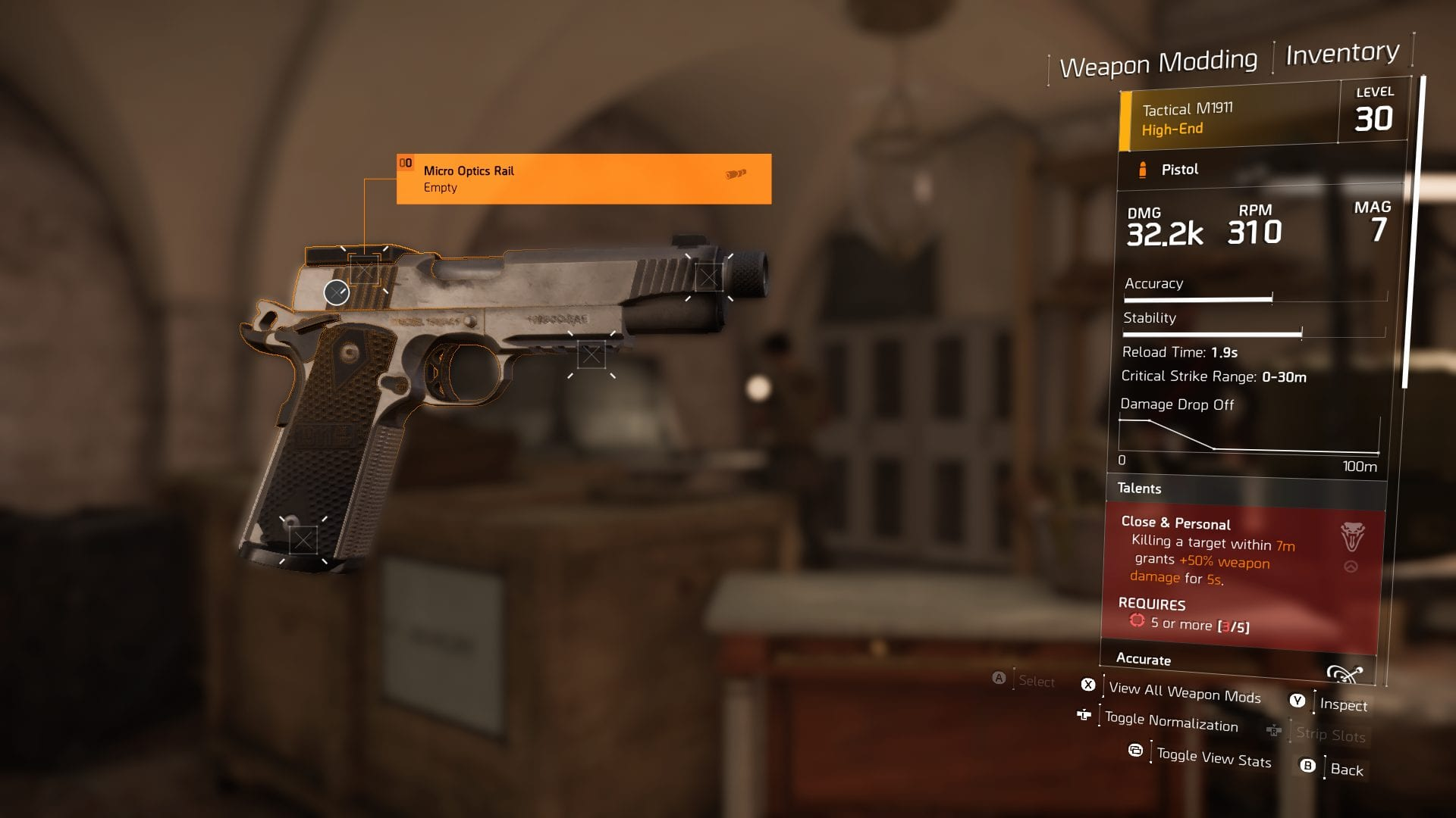 What are the best pistols in The Division 2? - BuffNerfRepeat