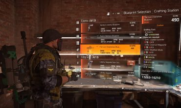 How to get the exotic SMG 'The Chatterbox' in The Division 2