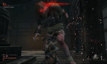 How to beat Chained Ogre in Sekiro: Shadows Die Twice