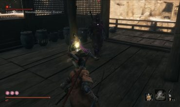 How to beat Lone Shadow Masanaga the Spear-Bearer in Sekiro: Shadows Die Twice