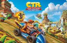 Crash Team Racing takes pole position on the UK sales charts