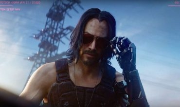 Cyberpunk 2077 will release in April 2020, and Keanu Reeves is in it