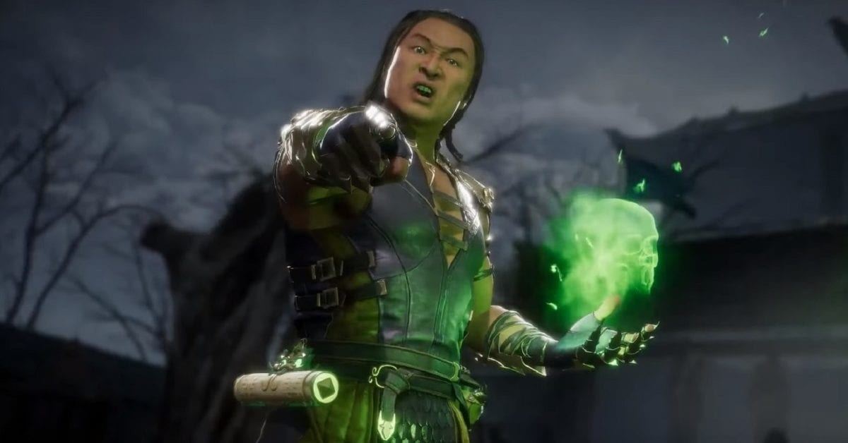 Netherrealm Shows Off Shang Tsung And Announces New Dlc Characters
