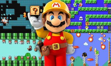Super Mario Maker 2 holds on to top spot in the UK charts