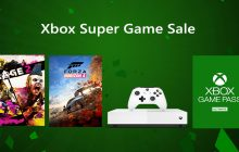 Xbox Super Game Sale has begun