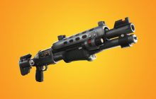 Fortnite update brings back the Epic and Legendary Tactical Shotgun