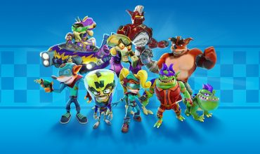 Crash Team Racing Nitro-Fueled jumps back to the top of the UK charts