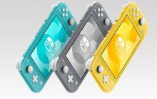 Nintendo Switch Lite sold 1.95 million units in its first 11 days