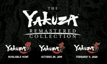 The Yakuza Remastered Collection has been announced
