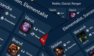 The best team comps in Teamfight Tactics (TFT) tiered