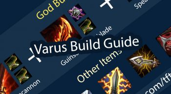 Best item build for Varus in Teamfight Tactics (TFT)