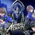 Astral Chain debuts at the top of the UK sales chart