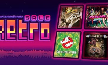 PlayStation Retro Sale now on