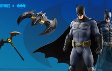 Batman crossover is now live in Fortnite