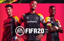 FIFA 20 tops the physical sales charts