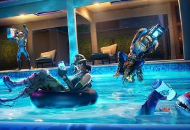 Fortnite's v10.30 patch adds two new Rift Zones