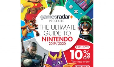 Free GamesRadar+ presents The Ultimate Guide to Nintendo 2019/2020 with code @ Nintendo UK Store