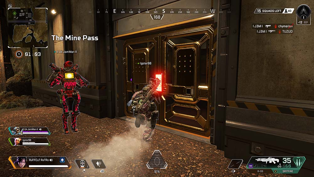 Apex Legends Loot Vault Locations And How To Enter Them Buffnerfrepeat