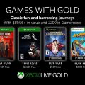 Xbox Games with Gold lineup for November announced