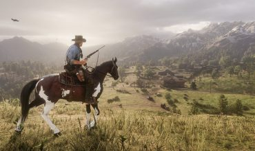 Red Dead Redemption 2 launches on PC next month