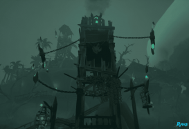 Sea of Thieves update adds Fort of the Damned