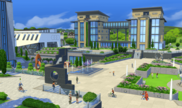 The Sims 4's Discover University expansion announced