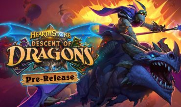 Descent of Dragons will be Hearthstone's next Expansion
