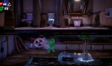 Luigi's Mansion 3 – 3F gem locations and how to get them