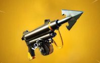Fortnite gets a new Harpoon gun
