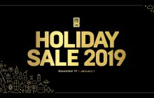 Epic Games' Holiday Sale 2019 has begun