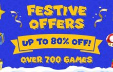 Nintendo's Festive Offers 2019 eShop Sale is now live until Thursday 2nd January 2020
