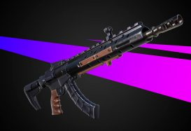 Fortnite update brings back the Heavy Assault Rifle