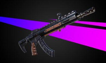 Fortnite update brings back the Heavy Assault Rifle